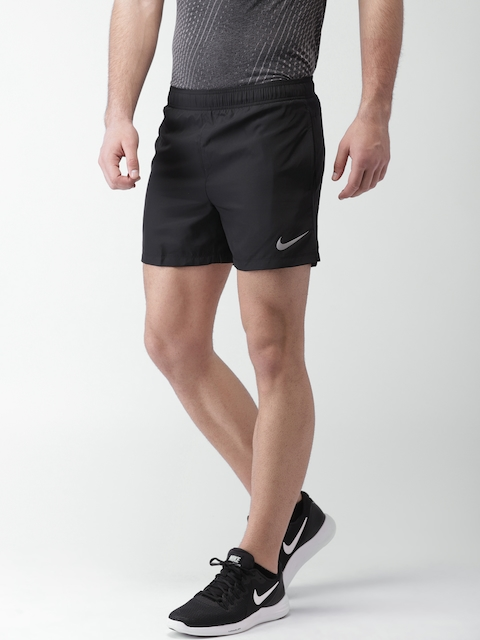 Nike Black AS M NK CHLLGR SHORT BF 5IN Sports Shorts