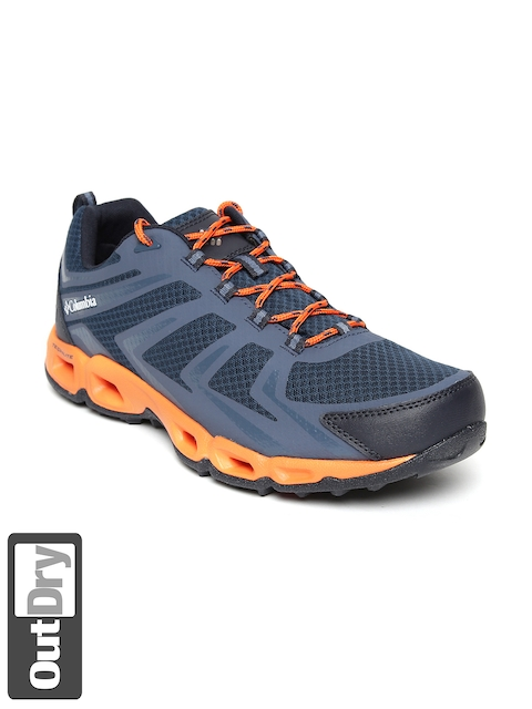 Columbia Men Blue VENTRAILIA 3 Low Outdry Running Shoes