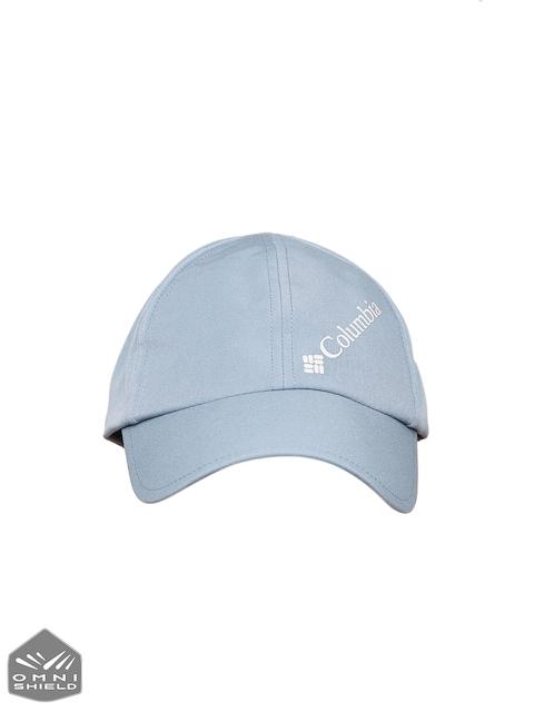 64300685c7e 50%off Columbia Women Blue Solid Silver Ridge Baseball Cap