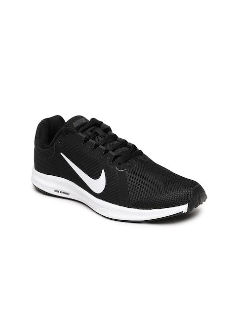 Nike Women Black Downshifter 8 Running Shoes