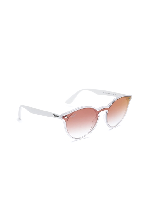 Ray-Ban Unisex Cateye Sunglasses 0RB4380N6357V037