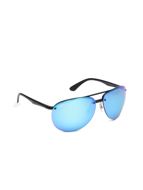Ray-Ban Men Aviator Sunglasses 0RB4293CH601/A164