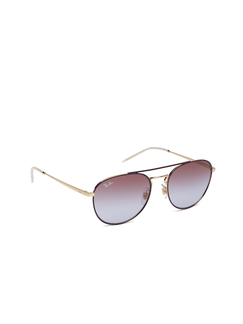 Ray-Ban Women Square Sunglasses 0RB35899059I855