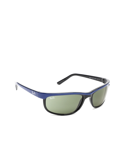 Ray-Ban Men Rectangle Sunglasses