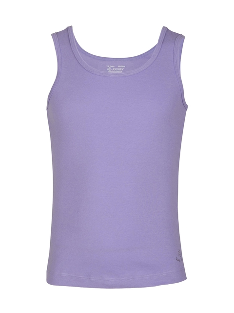Jockey Purple Girls Tank Top SG02-0105