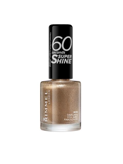 RIMMEL 60 Seconds Super Shine 809 Darling, You Are Fabulous Nail Polish 8 ml