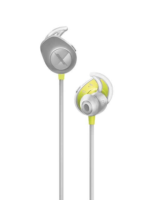 BOSE Unisex Grey & Yellow SoundSport Wireless Earphones 761529-0030