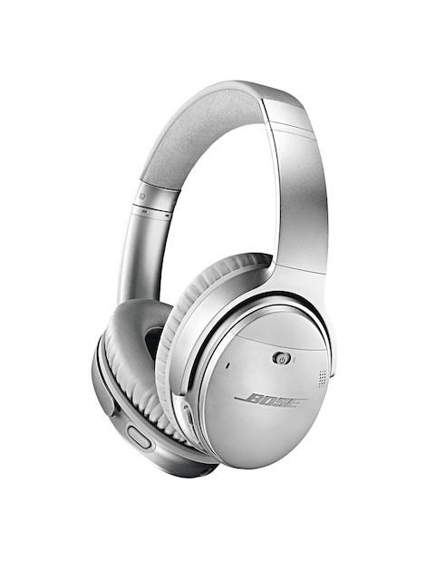 BOSE Unisex Silver-Toned QuietComfort 35 Wireless Headphones II 789564-0020