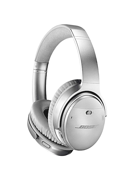 BOSE Unisex Silver-Toned QuietComfort 35 Wireless Headphones II 789564-0020