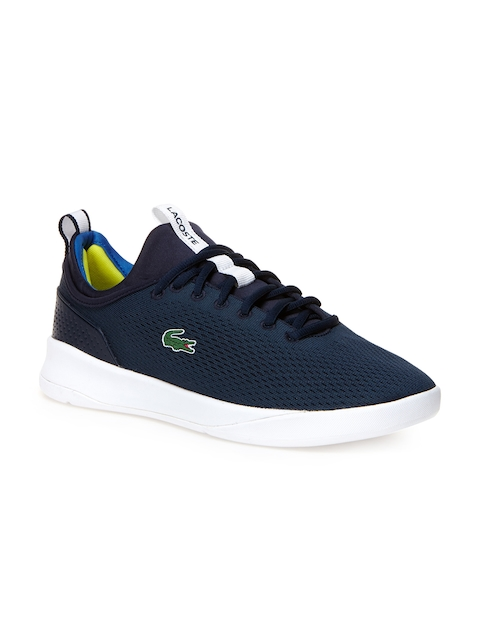 Lacoste Men Blue Training or Gym Shoes