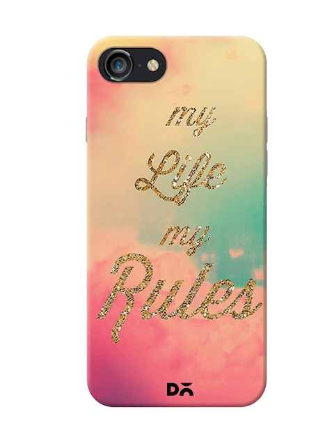 DailyObjects My Life My Rules Case For iPhone 7/8