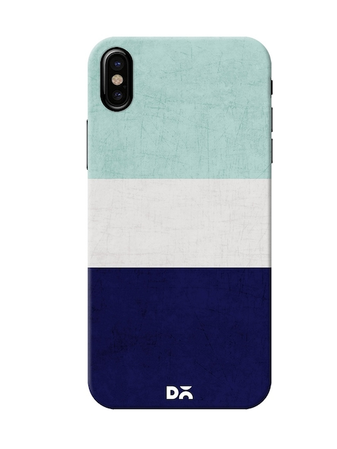 DailyObjects Ocean Classic Case Cover For iPhone X