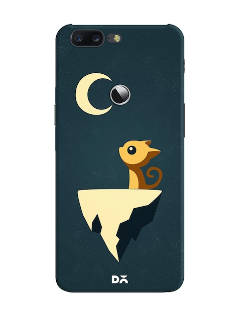 DailyObjects Printed Case Cover For OnePlus 5T