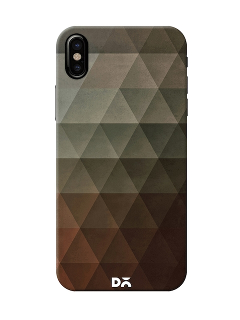 DailyObjects Printed Case Cover For iPhone X