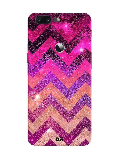 DailyObjects Multicoloured Arts Chevron Water Print Mobile Case For iPhone 6/6s