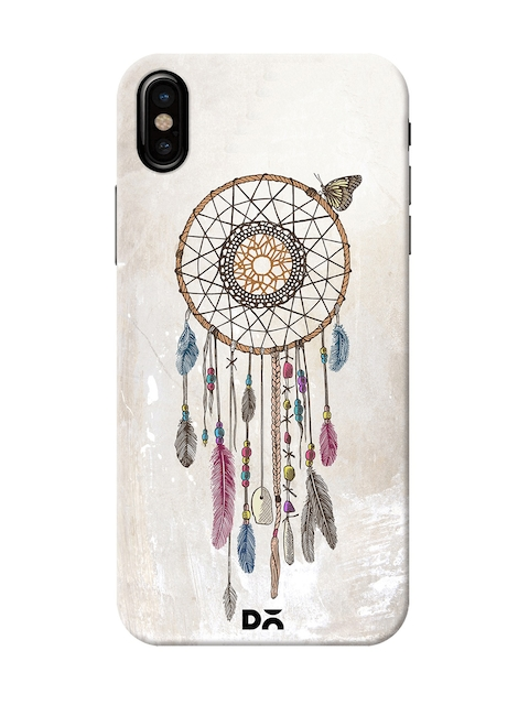 DailyObjects Multicoloured Printed Mobile Case Cover for iPhone X