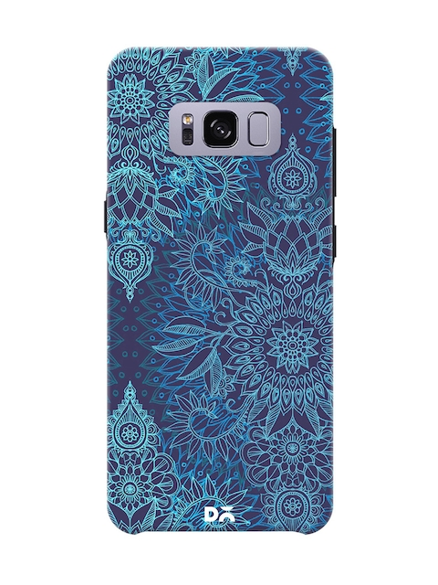 DailyObjects Blue Doodle Pattern Mobile Case Cover For Samsung Galaxy S8 Plus