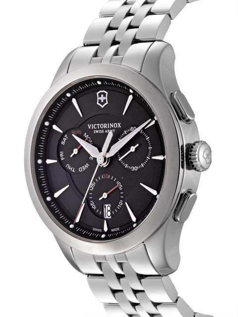 Victorinox Men Black Analogue Watch 241745
