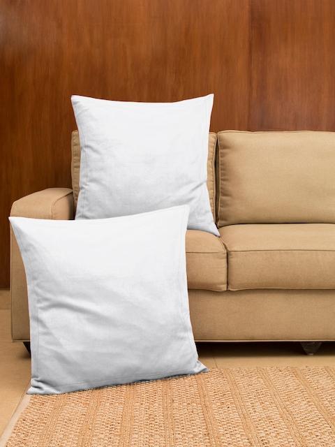 "CHRISTY White 20""x 29.5"" Rectangular Pillow Cover"