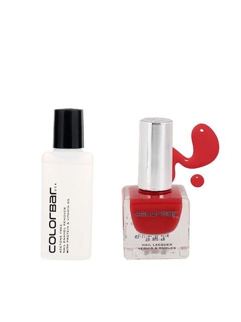 Colorbar Kiss Me Darling Luxe Nail Lacquer & Nail Polish Remover