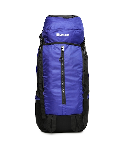 Impulse Unisex Blue Thriller 65 Litres Rucksack
