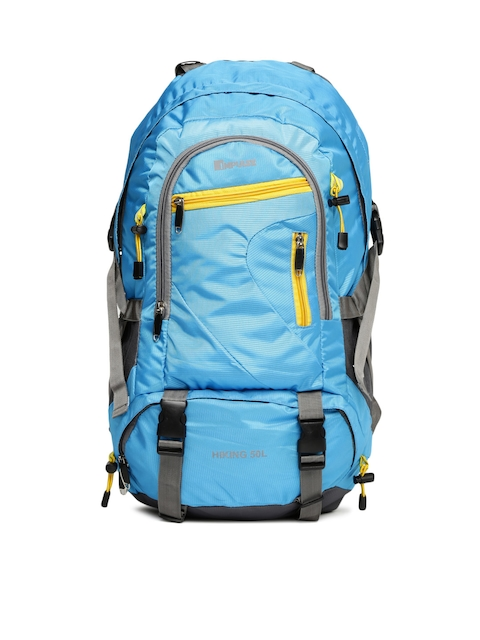 Impulse Unisex Blue Rowdy Rucksack