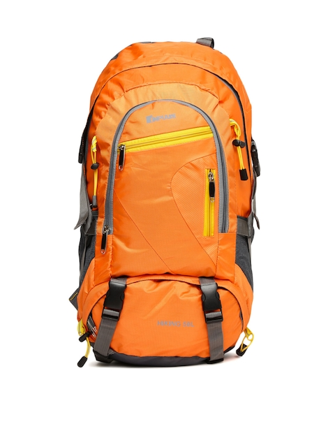 Impulse Unisex Orange Rowdy Rucksack