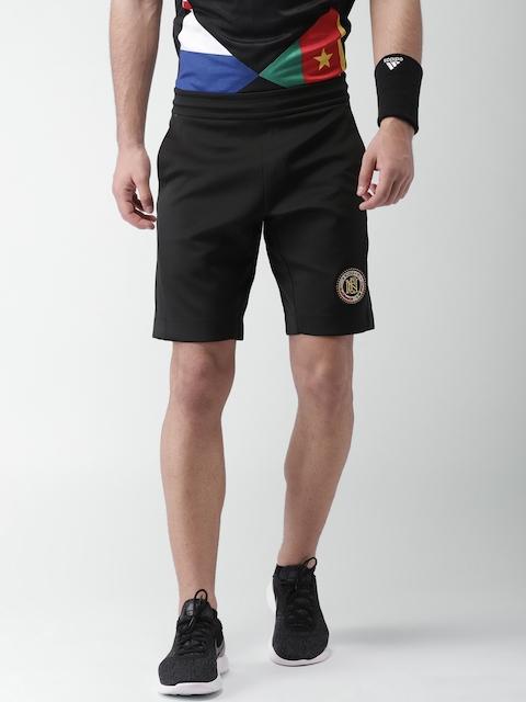 Nike Men Black AS M NK FC Sports Shorts