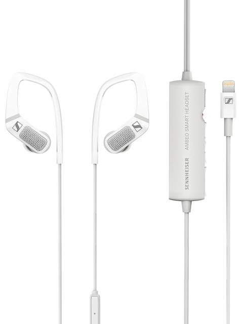 Sennheiser 3D Sound Recording Ambeo Smart Headset (iOS)