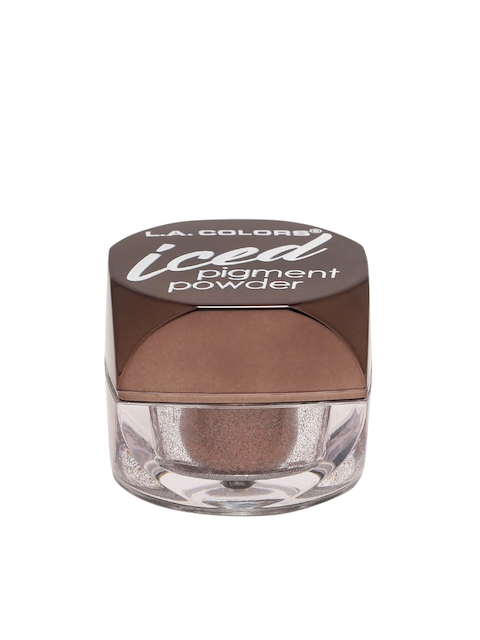 L.A colors Glisten Iced Pigment Powder Eyeshadow CEP537