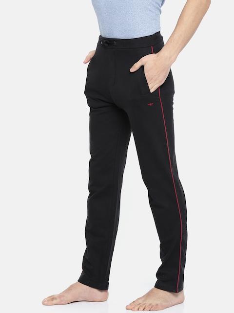 Park Avenue Black Lounge Pants PZUB00174
