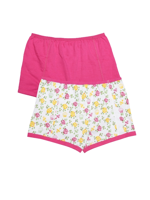 Claesens Holland Girls Pack of 2 Boxer Shorts CL633