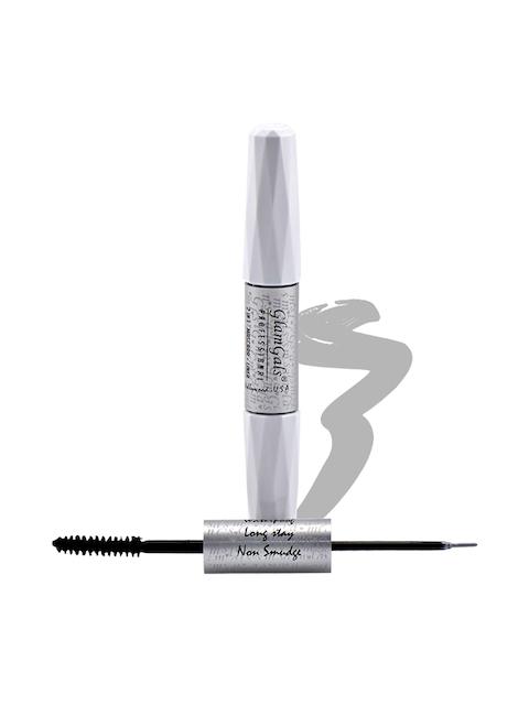 GlamGals Black 2 in 1 Mascara + Silver Liner