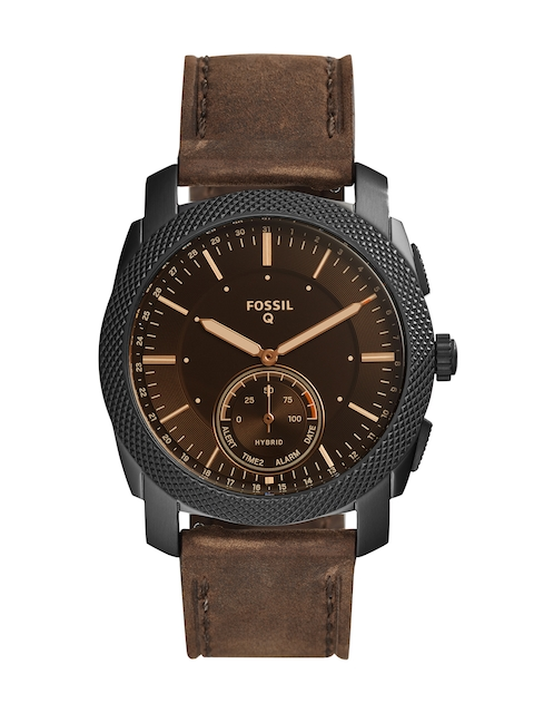Fossil Unisex Brown Smart Watch FTW1163