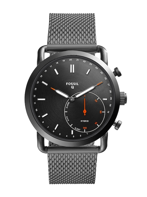 Fossil Men Black Smart Watch FTW1161