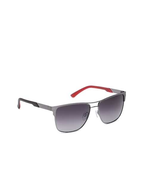 Farenheit Unisex Rectangular Sunglasses SOC-FA-2340P-C3