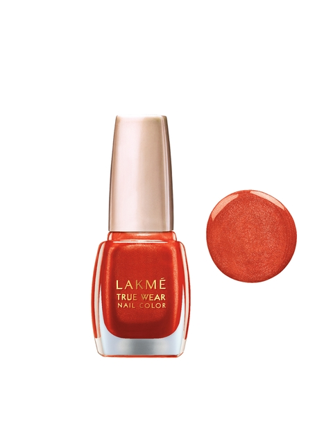 Lakme True Wear Nail Colour 505