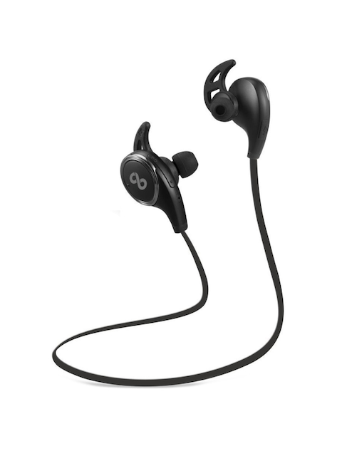 Crossbeats Unisex Black Ultra Wireless Earphones QY9