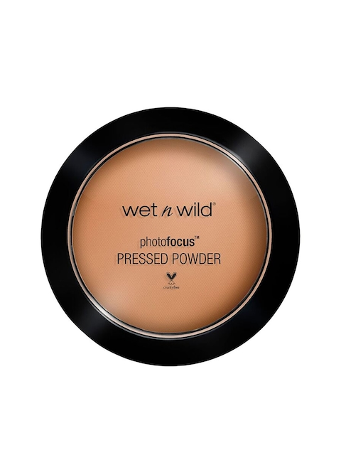 Wet n Wild Tan Beige Photo Focus Pressed Powder E825C