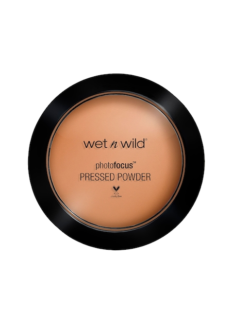 Wet n Wild Golden Tan Photo Focus Pressed Powder E826C