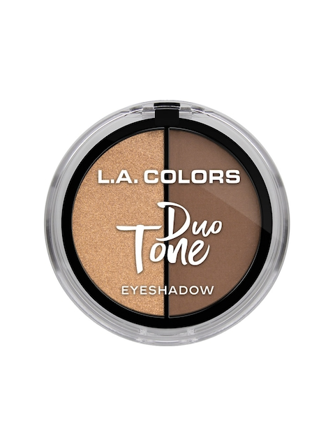 L.A Colors Toasty Duo Tone Eyeshadow