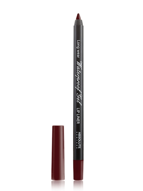 Absolute New York Chocolate Waterproof Gel Lip Liner NFB71