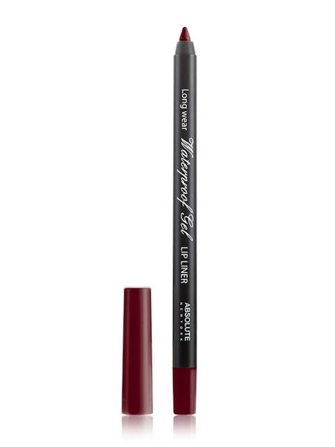 Absolute New York Berry Waterproof Gel Lip Liner NFB72