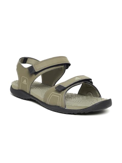 Adidas Men Olive Green GEMPEN Sports Sandals