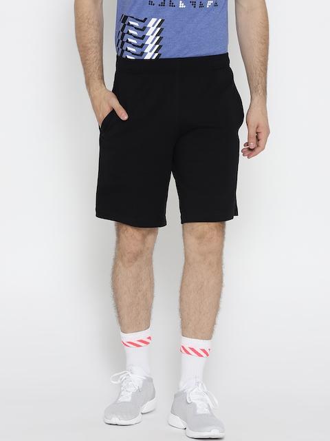 Reebok Men Black EL Jersey Training Shorts