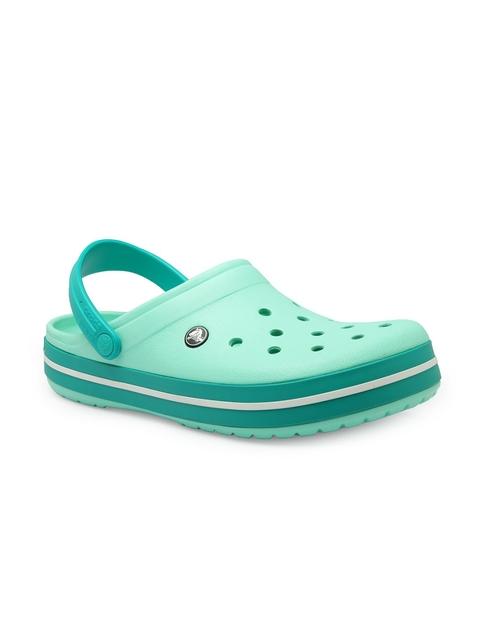 Crocs Men Sea Green Clogs