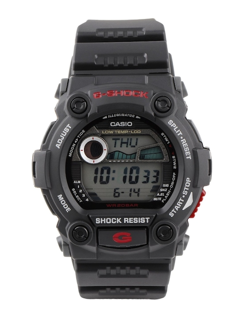 Casio G-Shock G-7900-1DR (G260) Digital Grey Dial Men's Watch (G-7900-1DR (G260))