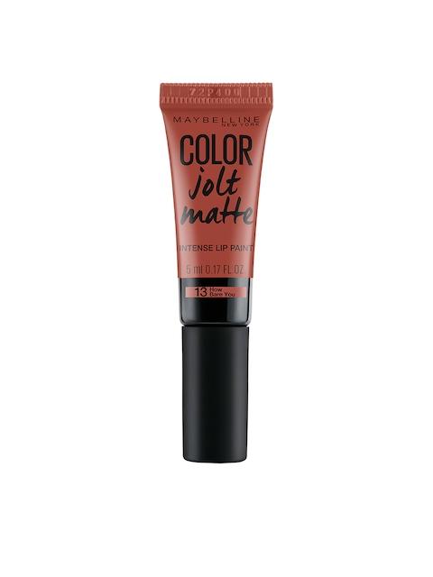 Maybelline New York 13 How Bare Color Jolt You Matte Lipstick 5 ml
