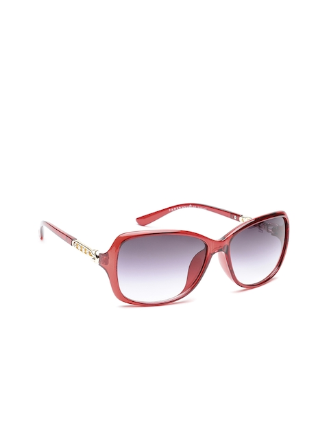 Farenheit Women Butterfly Sunglasses SOC-FA-Z65-032-B127
