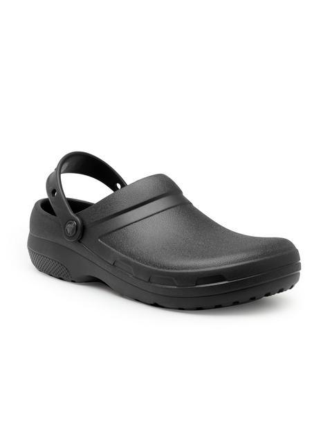 Crocs Men Black Specialist II Clogs
